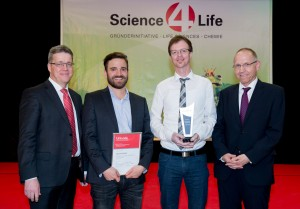 Cyprumed wins concept phase at the Science4Life Venture Cup 2016