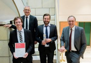 Cyprumed awarded at the Science4Life Venture Cup